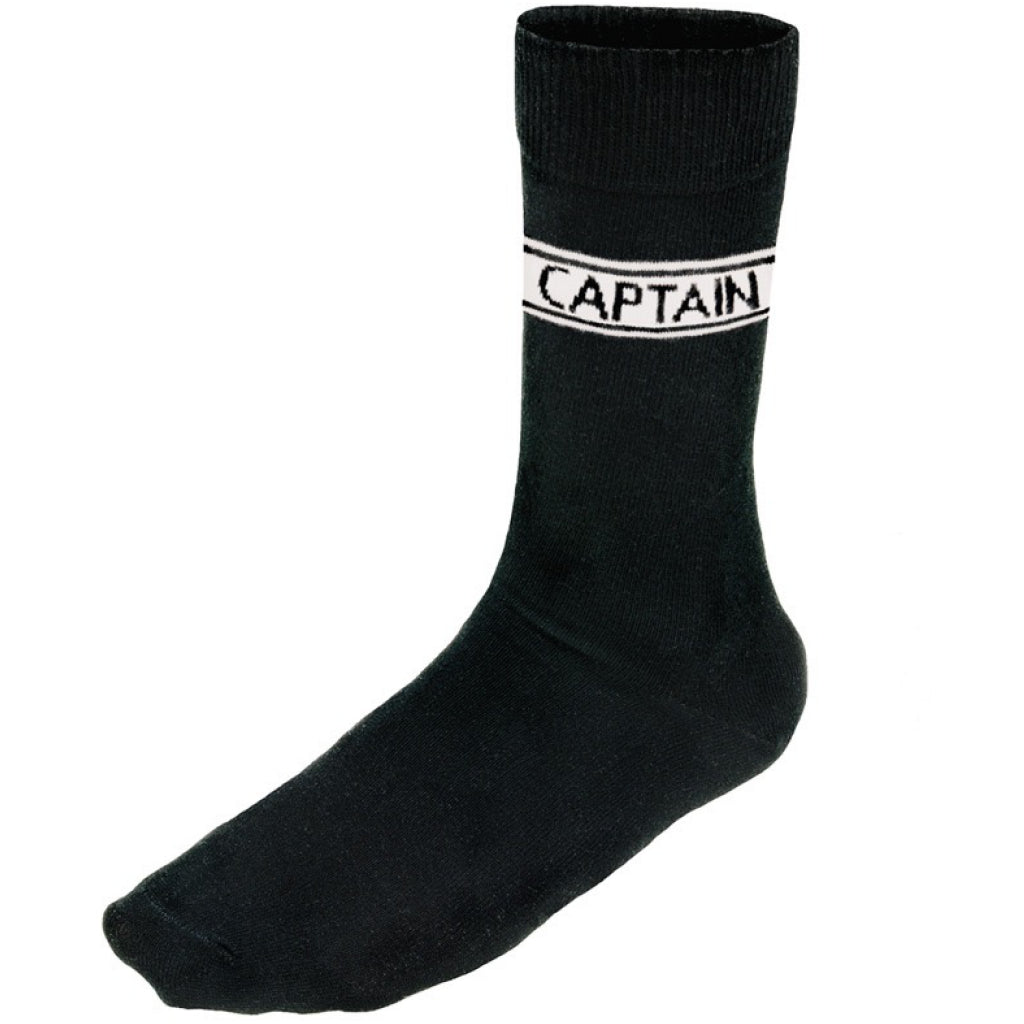 Nauticalia Captain Socks