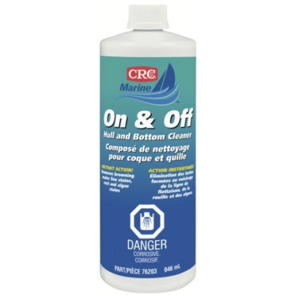 On & Off Hull Cleaner 946mL