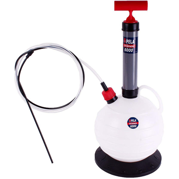 Pela 6L Large Ball Style Oil Extractor.