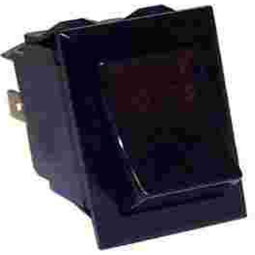 Off-On Std Illum. Rocker Single Pole Switch
