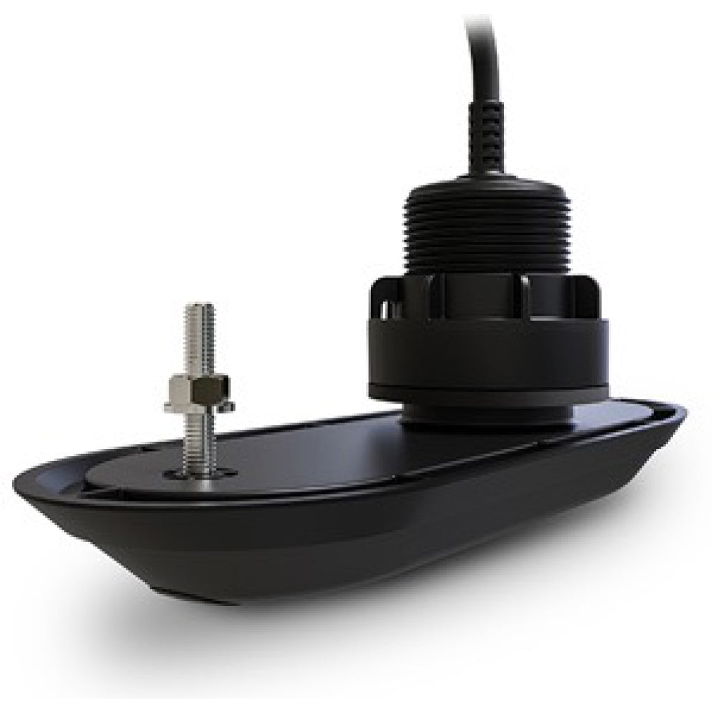 Raymarine Rv-320p Realvision 3d Plastic Through Hull Transducer Port 20 Degree.