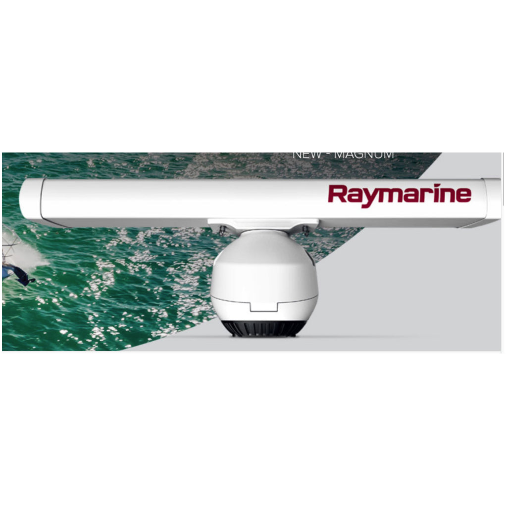 "Raymarine 4kW Magnum With 48"" Open Array."