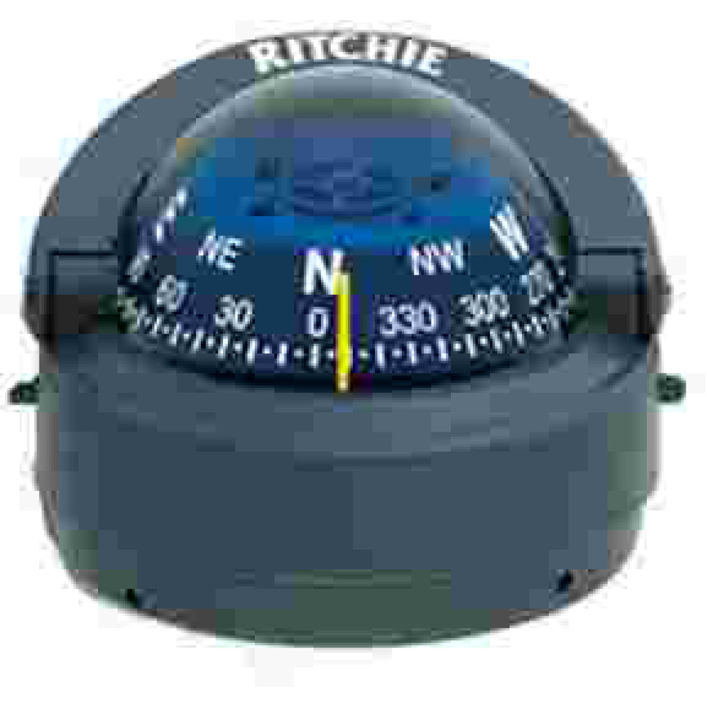 Ritchie Grey Blue Card Compass