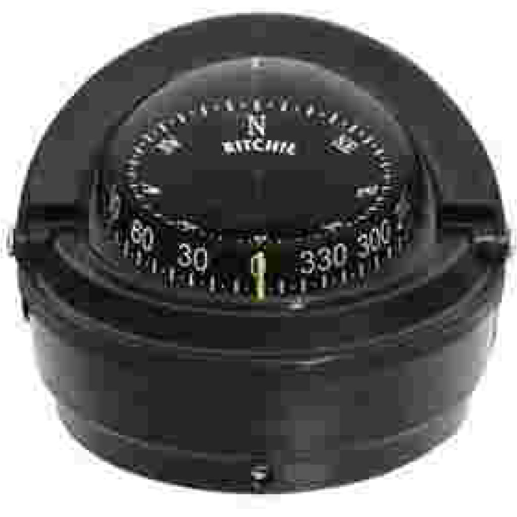 Ritchie Voyager Surface Black Compass