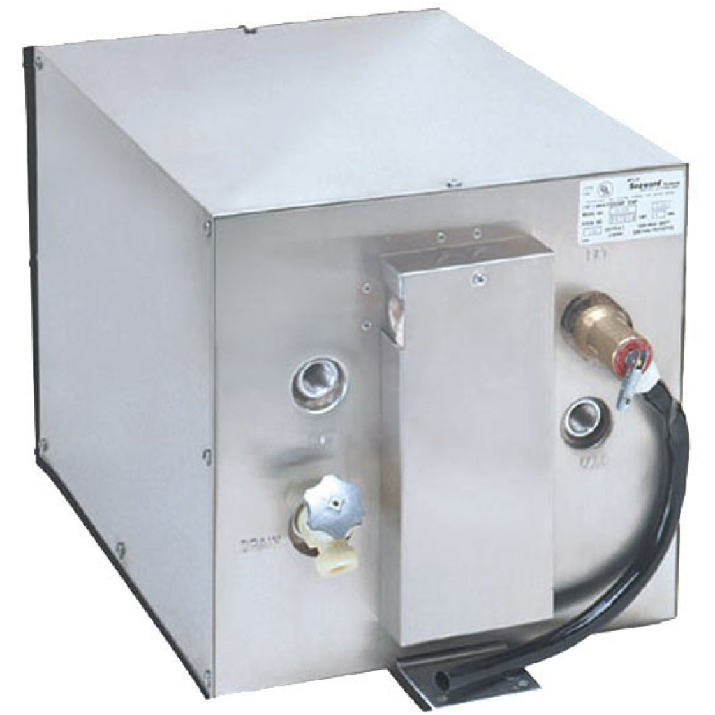 Seaward 6-Gallon Galvanized Water Heater.