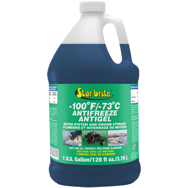 Starbrite Engine & Non-Toxic Antifreeze (-100F).