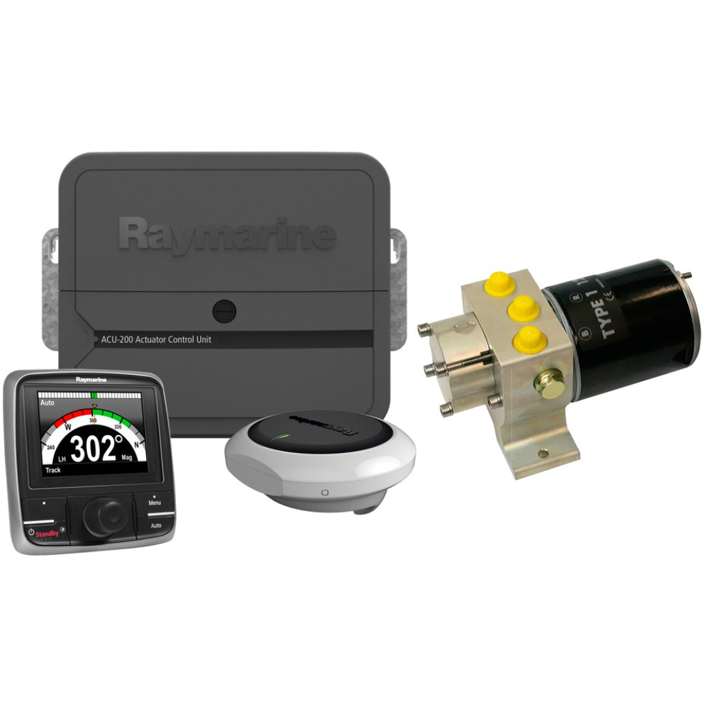 Raymarine EV-200 Hydraulic Pilot With p70Rs