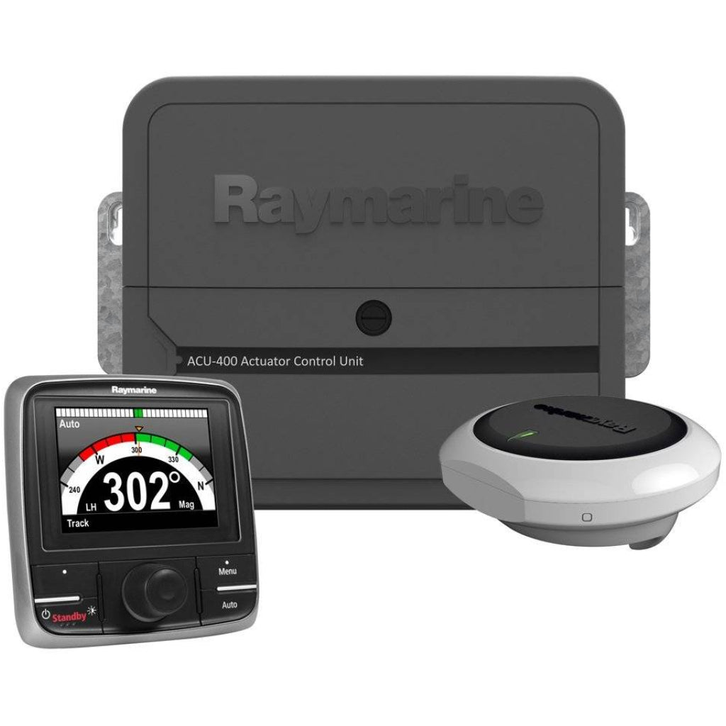 Raymarine EV-400 Power Pilot. Includes p70Rs