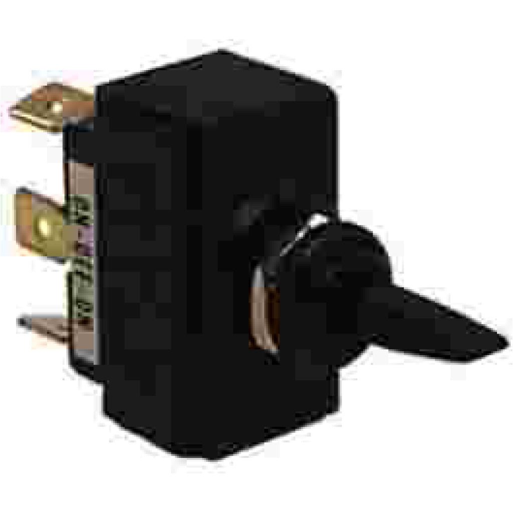 On-Off-On Standard Switch Single Pole Toggle