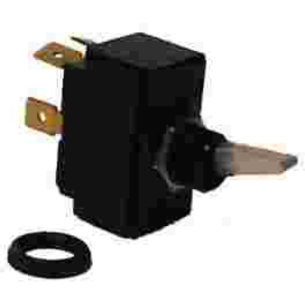 On-Off Illum Toggle Single Pole Switch