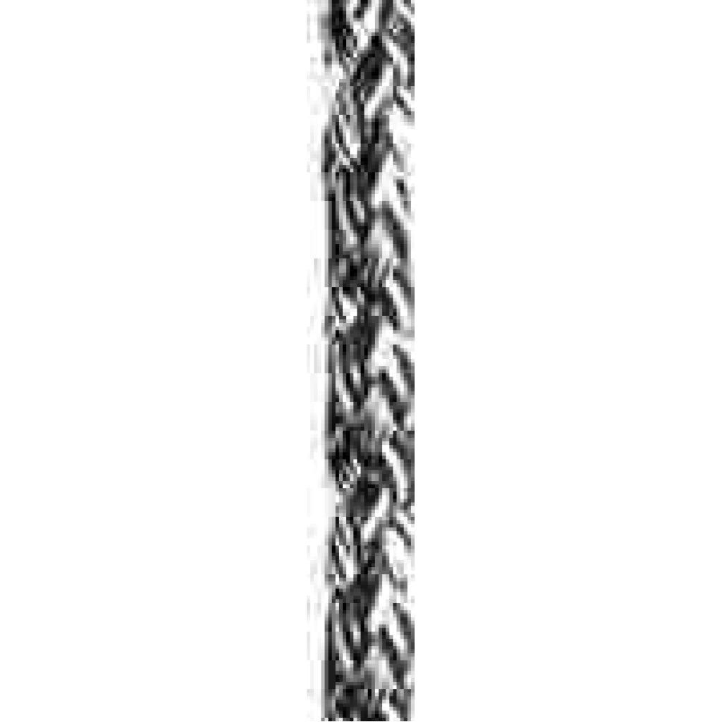 Maffioli Swiftcord 8mm Black Rope (per foot)