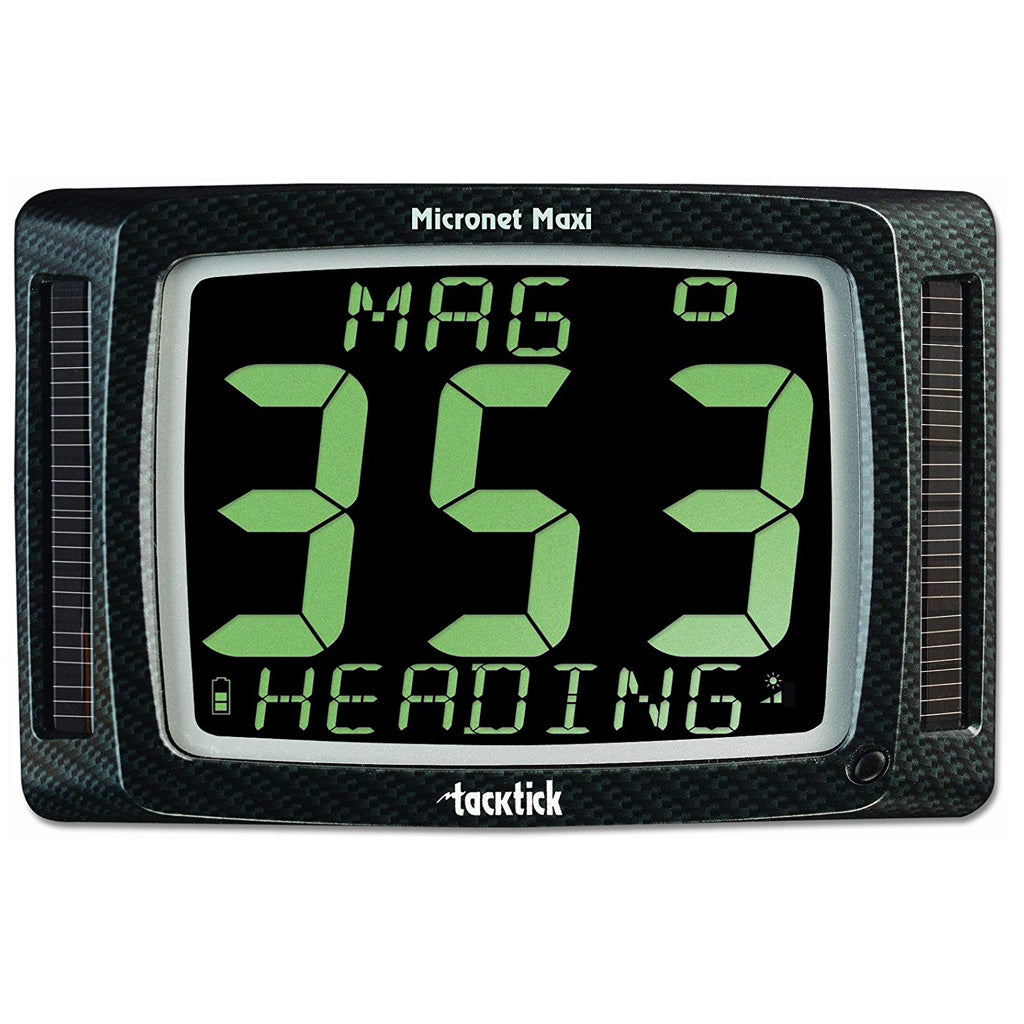 Tacktick Wireless Multi Maxi Display