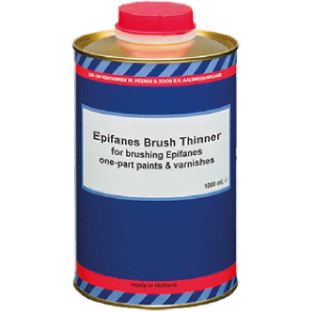 Epifanes 500mL Paint/Varnish Brush Thinner