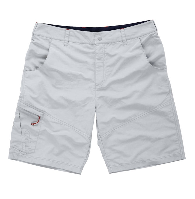 Gill Silver Mens UV Tec Shorts