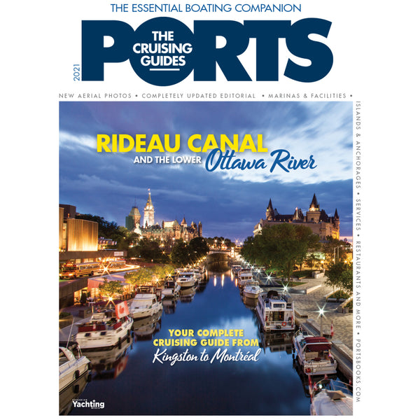Ports Rideau Canal & The Lower Ottawa River 2020
