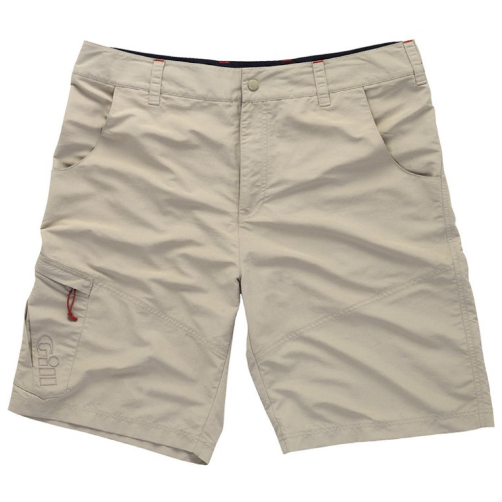Gill Khaki Mens UV Tec Shorts