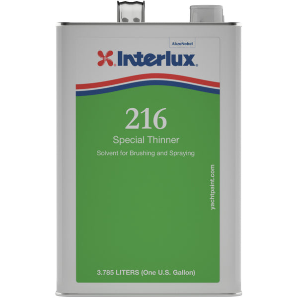 Interlux 216 Special Thinner  (1 Quart)