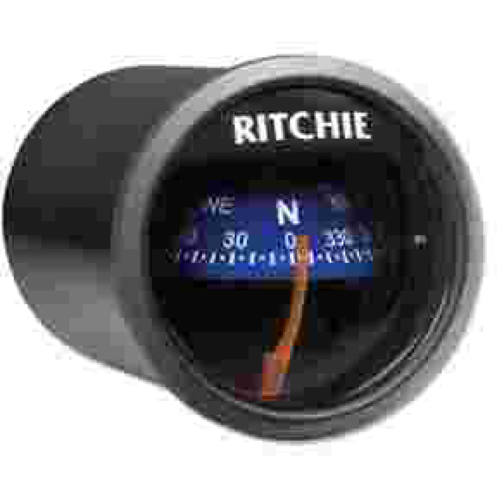 Ritchiesport Blue Dash Compass