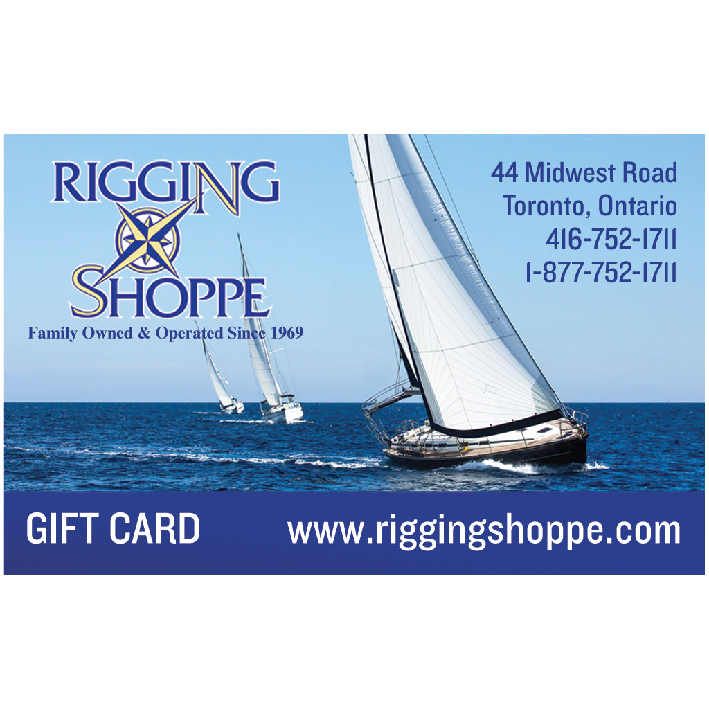 $50.00 GIFT CARD FOR IN-STORE SHOPPING