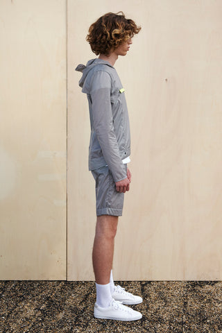 POUCH POCKET JACKET - in grey for men