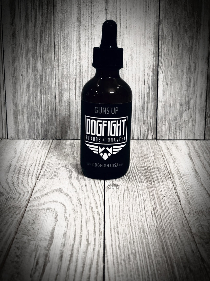GUNS UP | Large bottle 2 oz.