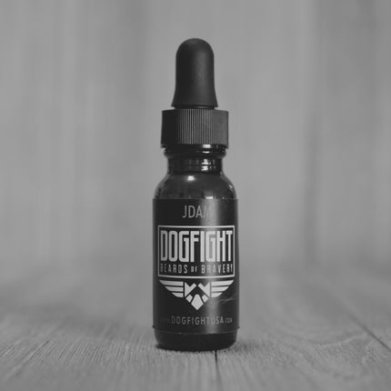 JDAM Beard Oil | Small bottle 1/2 oz.