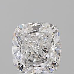1.65 Carat F-SI1 Cushion Devotion FVM Diamond