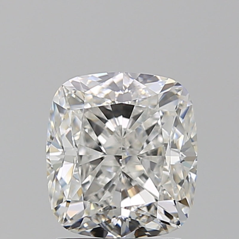 2.43 Carat G-VS2 Cushion Devotion FVM Diamond