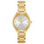Corso With Diamond Dial Gold Tone