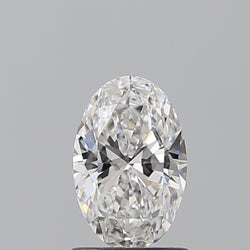 0.70 Carat F-VS2 Oval Diamond