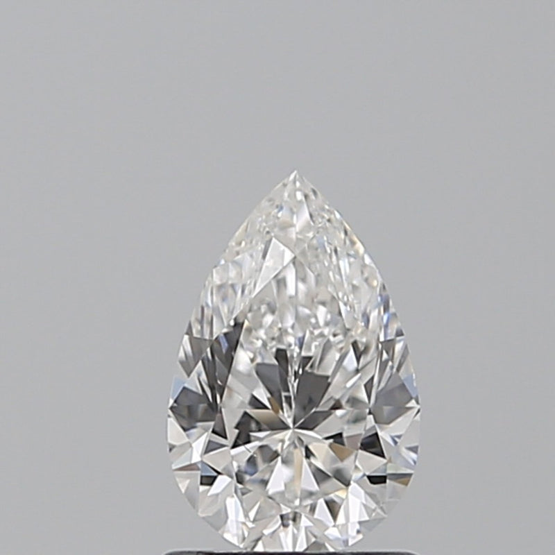 0.60 Carat D-SI1 Pear Diamond