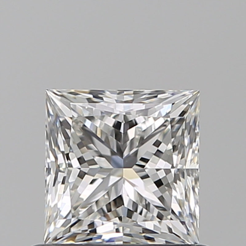 0.46 Carat I-VS1 Princess Diamond