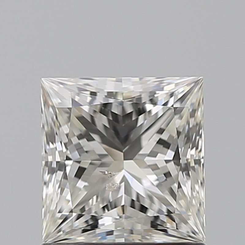 0.43 Carat J-SI2 Princess Diamond