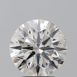 0.54 E-SI2 Round Devotion Diamond