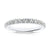 Marielle Diamond Wedding Band