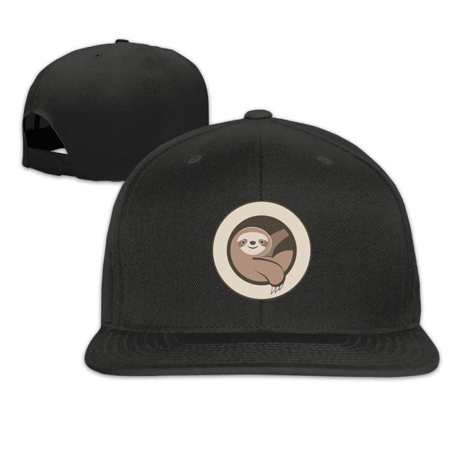2c81b101998 Sloth Baseball Cap – Feeling Slothy©
