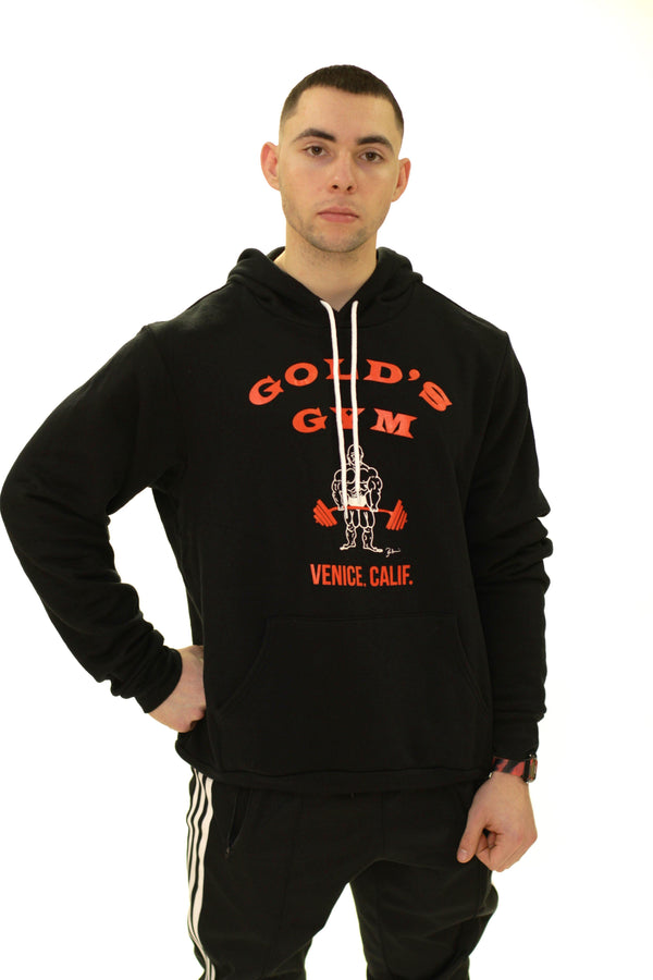 Vintage Muscle's OG Golds Gym Hoodie