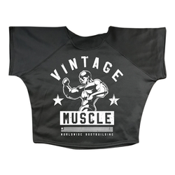 Vintage Muscle Retro Rag Top