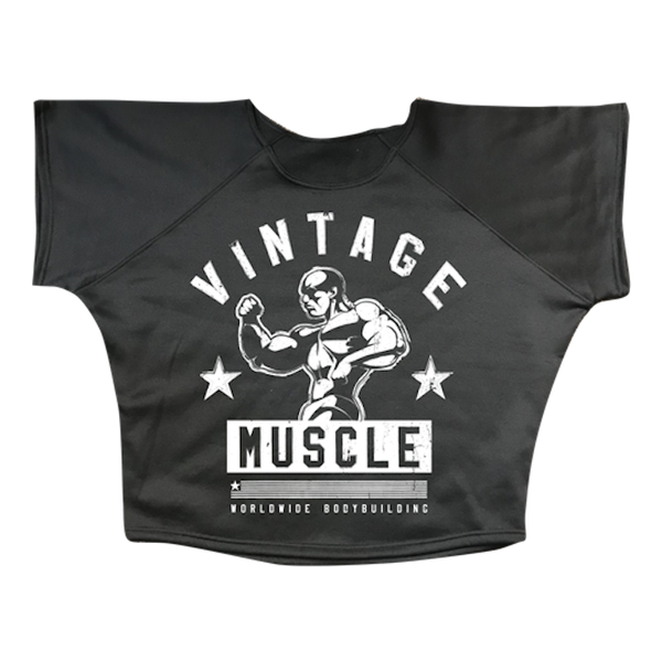 Vintage Muscle Retro Rag Top - Vintage Muscle