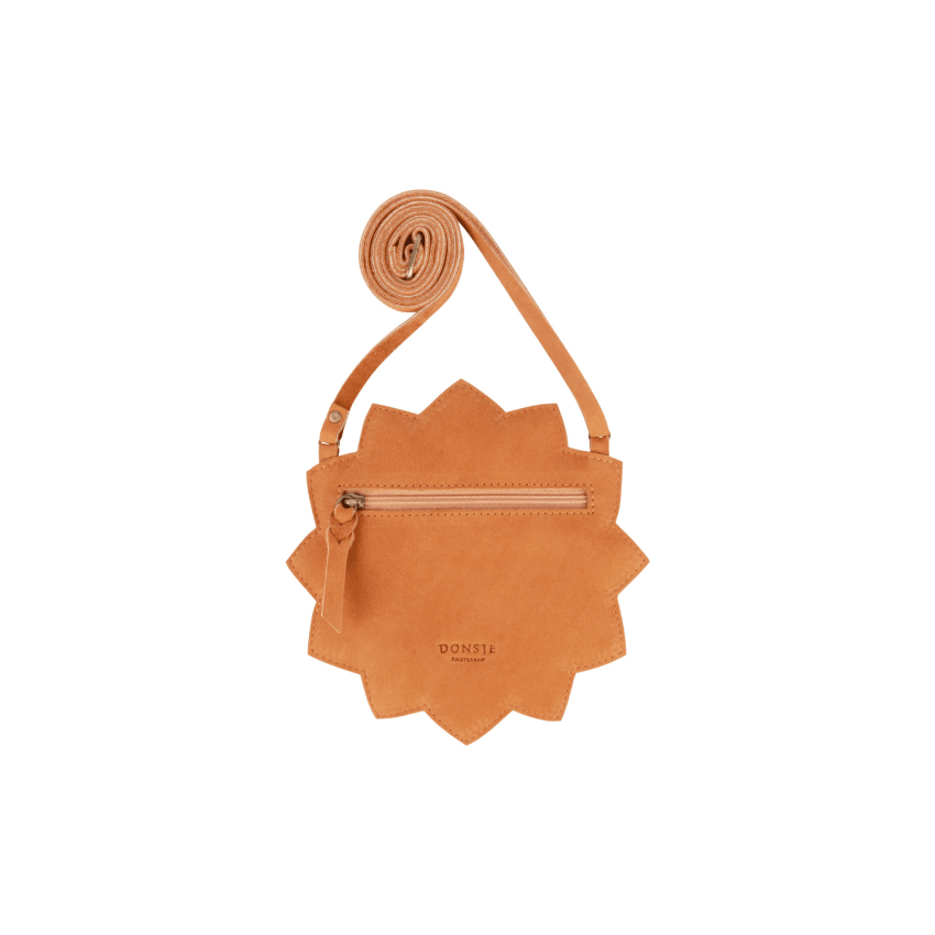Toto Leather Purse, Sunflower