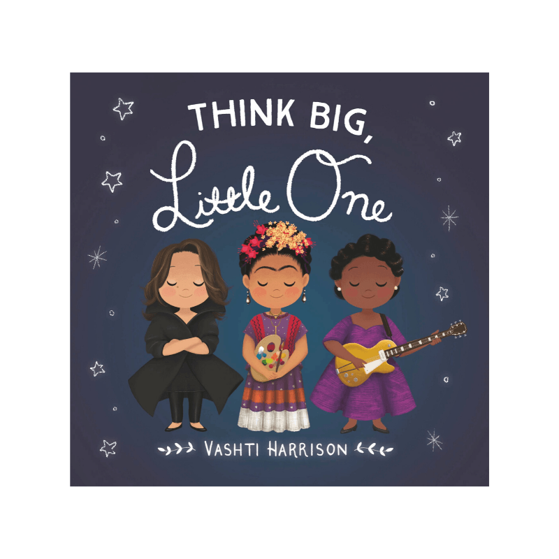 think big, little one: board book