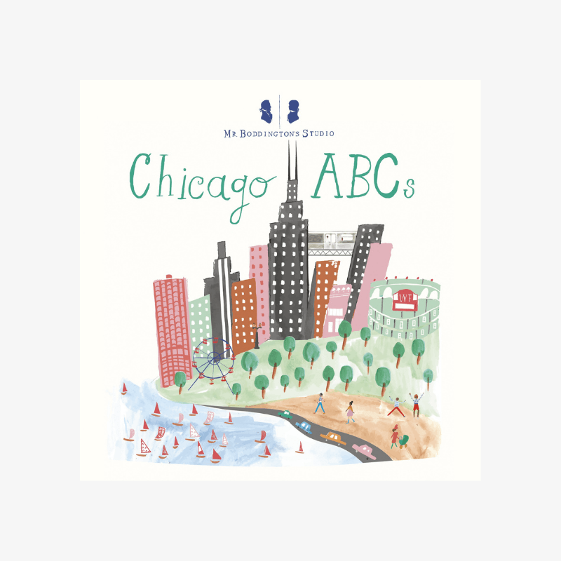 Mr. Boddington's Studio: Chicago ABC's