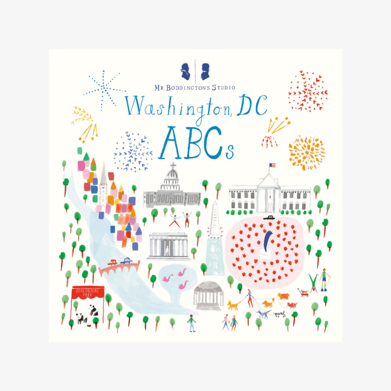Mr. Boddington's Studio: Washington DC ABCs
