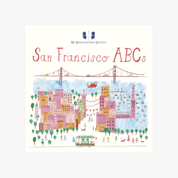 Mr. Boddington's Studio: San Francisco ABCs