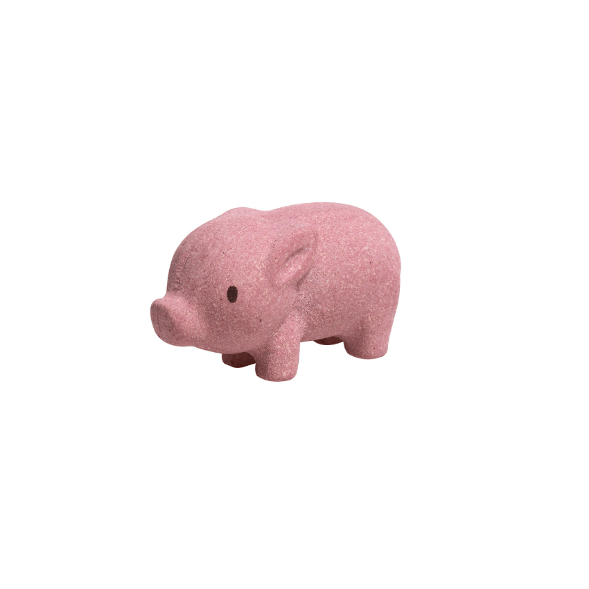 Plan Toys 6145 Wooden Pig