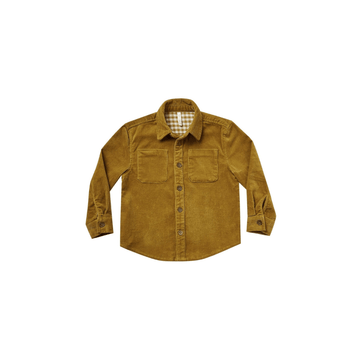 Oliver Shirt, Goldenrod