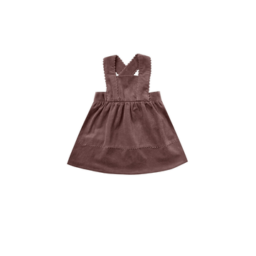 Corduroy Pinafore, Wine