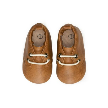 Sweet N Swag moxford in meerkat cognac for baby and toddlers