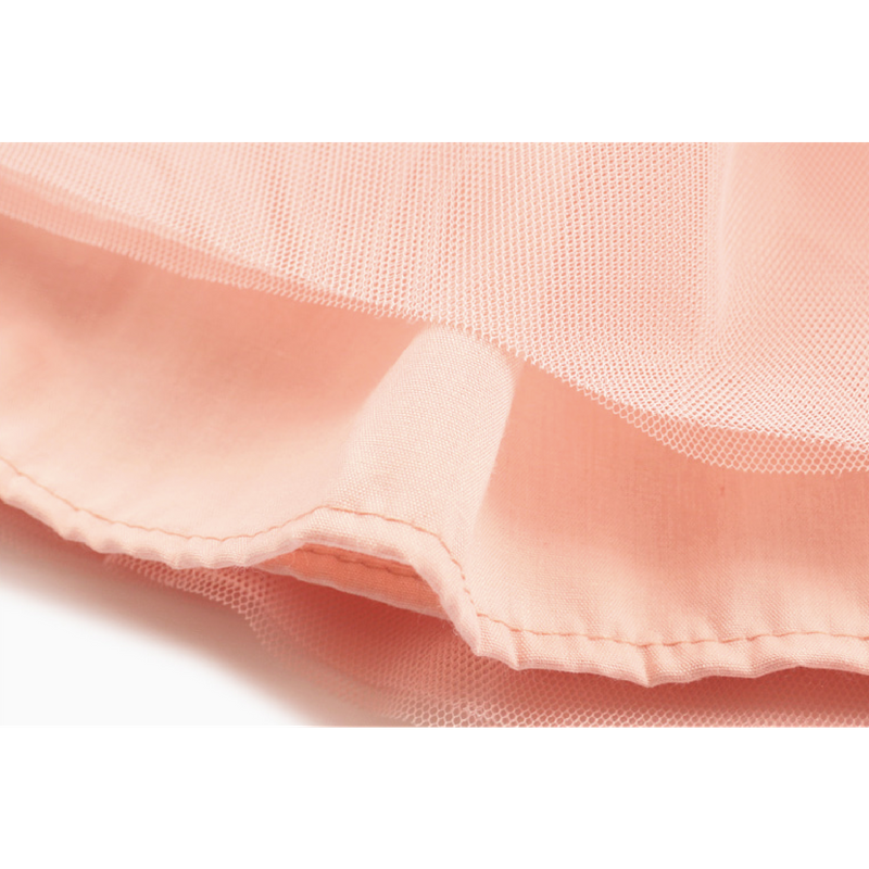 charmant tulle skirt in pink