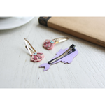 ariel hairpin (set of 3)